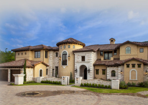Shore Vista Tuscan home color photo